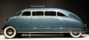 Cool 1930's Concept Car - Stout Scarab
