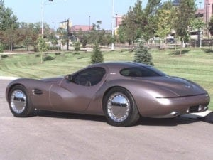 1995 Chrysler Atlantic Concept Car