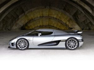 most expensive car