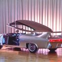 Futuristic 1961 Chrysler Turboflite Concept Car