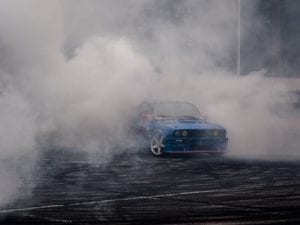Drifting, Donuts, and Burnouts