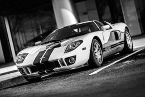 2018 Ford GT Supercar