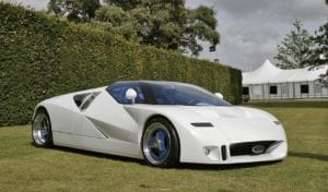 1995 Ford GT90 Concept Car