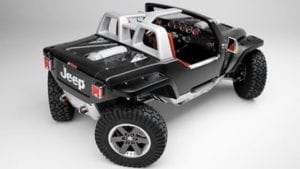 Jeep Hurricane Concept Car