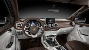 Mercedes Benz Announces New Pickup Truck Offering
