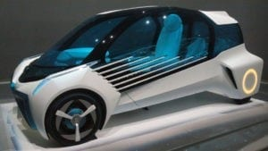 Toyota FCV Plus Concept Car
