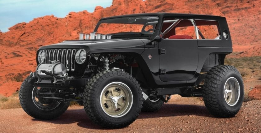 2017 Jeep Quicksand Concept