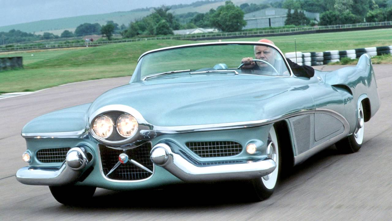 General Motors 1951 Le Sabre Concept Car