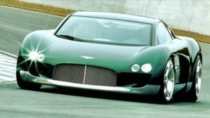Bentley Hunaudières Concept Car – A Car You Know…Sort Of