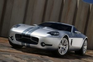 Ford Shelby GR-1 Concept Car