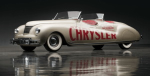1941 Chrysler Newport Pace Car