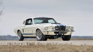 Rarest Mustang Ever – They Don't Get Any Rarer Than This!