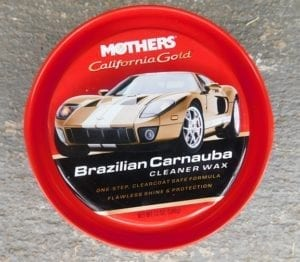 Mothers California Gold Brazilian Carnauba Cleaner Wax Review