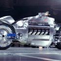 2003 Dodge Tomahawk Concept – A V10 Motorcycle!