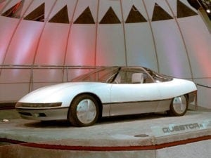 1983 Buick Questor Concept Car