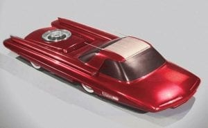 Ford Nucleon Concept Car