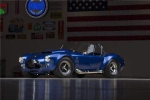 The Last 1966 Shelby Cobra 427 Super Snake