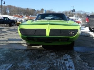The Last Plymouth Superbird Ever Made