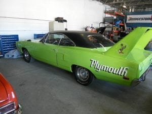 Last Plymouth Superbird Ever