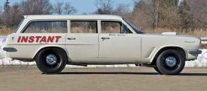 1963 Pontiac Tempest Station Wagon 421 Super Duty