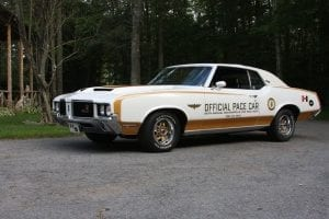 1972 Hurst Olds 442 Pace Car