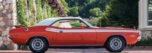 1971 Dodge Hemi Challenger R/T With FACTORY Sunroof